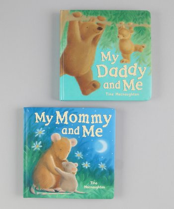 Daddy & Mommy Board Books