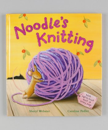 Noodle's Knitting Hardcover