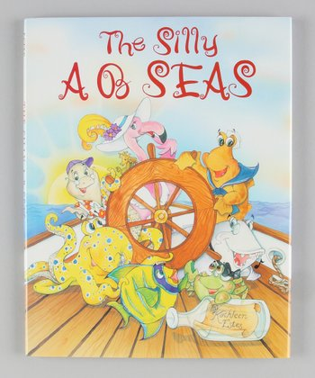 The Silly AB Seas Hardcover