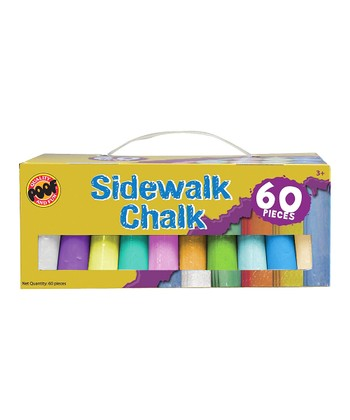 Sidewalk Drawing Chalk Set