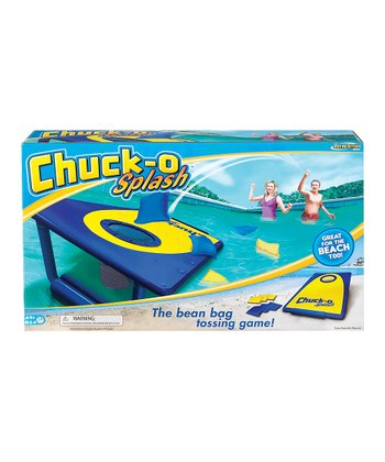 Chuck O Splash Bean Bag Toss Set