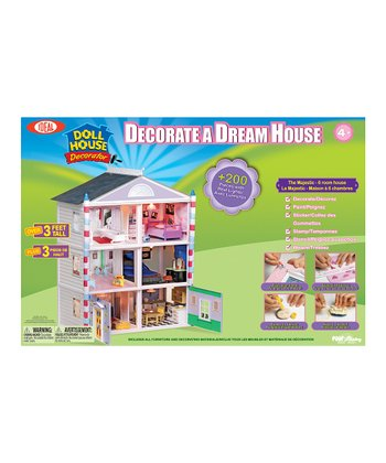 Ideal Majestic Dream House Set