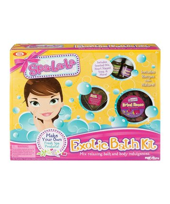 Ideal Spa La La Exotic Bath Kit