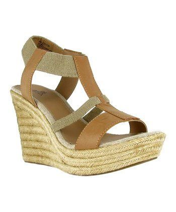 Nude Desirae Wedge