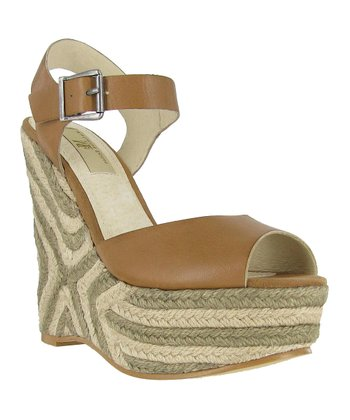 Natural Gianna Wedge