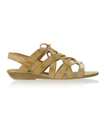 Natural Eloisa Sandal