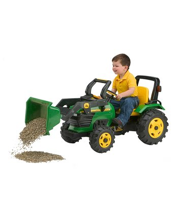 John Deere Loader Ride-On