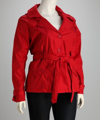 Red Trench - Plus
