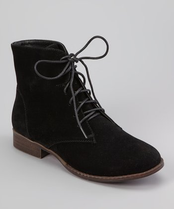 Black Dandy Boot