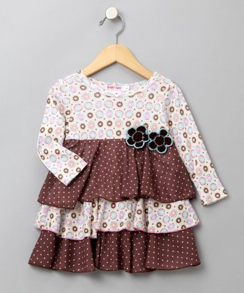 Baby Nay - Vintage Polka Dot Amy Dress