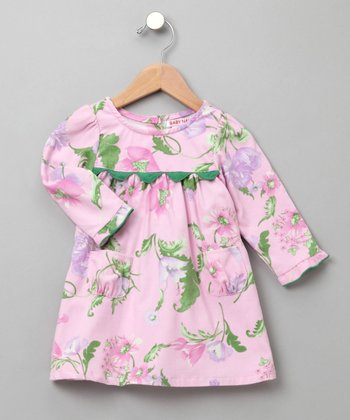 Baby Nay - English Trumpette Corduroy Dress 12mo