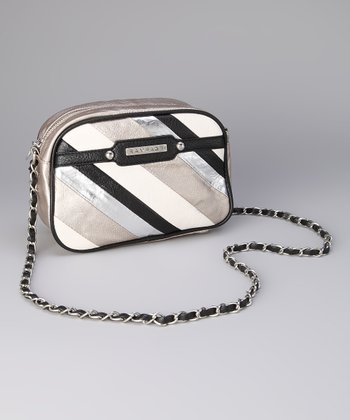 Gold Carly Crossbody Bag