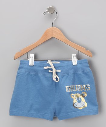 Ocean UCLA 'Bruins' UCLA Shorts - Toddler & Girls