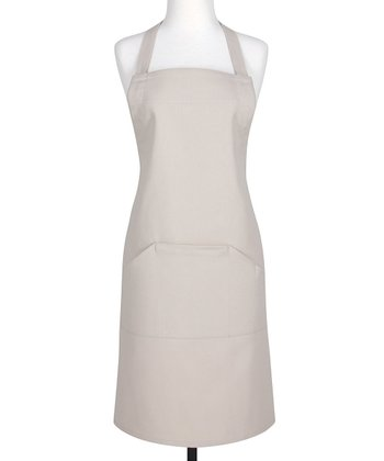 Oatmeal Apron - Adult