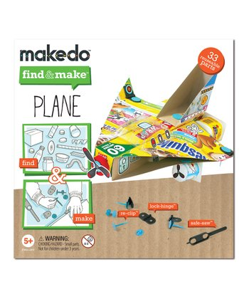 Find & Make Plane Kit