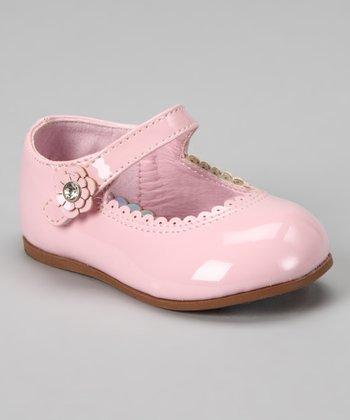 Josmo Pink Patent Mary Jane