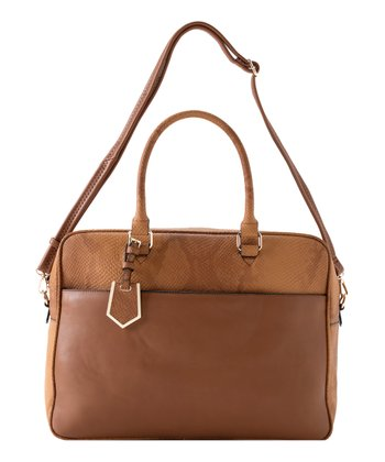 Saddle Ava Large Satchel