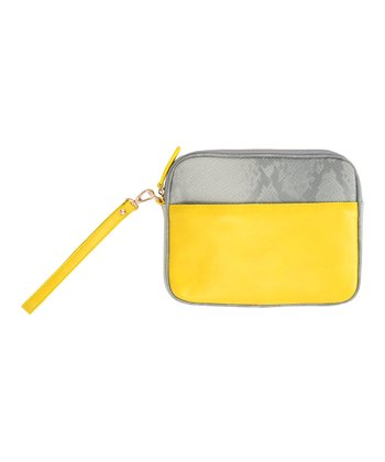 Lemonade Ava Wristlet/Tech Case