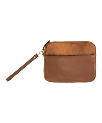 Saddle Ava Wristlet/Tech Case