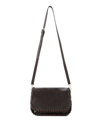 Brown Sia Crossbody Bag