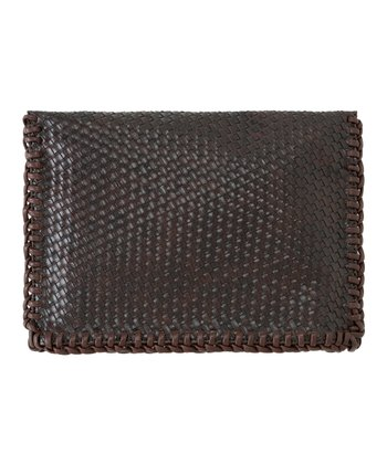 Brown Sia Clutch