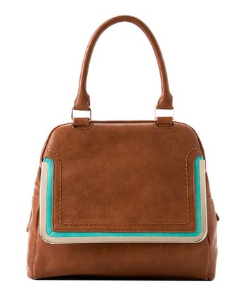 Saddle Kim Satchel