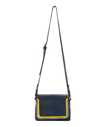 Navy Kim Crossbody Bag