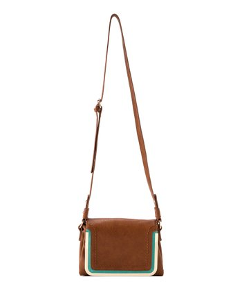 Saddle Kim Crossbody Bag