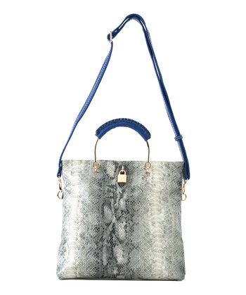 Gray Rae Crossbody Bag