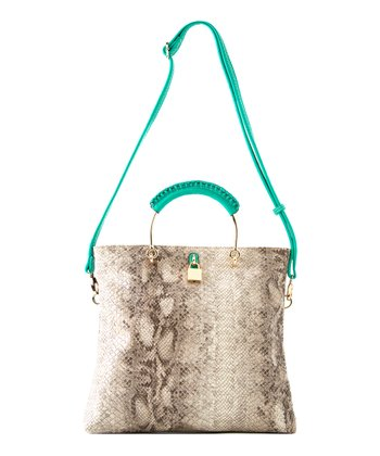 Natural Rae Crossbody Bag