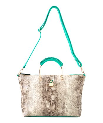 Natural Rae Satchel