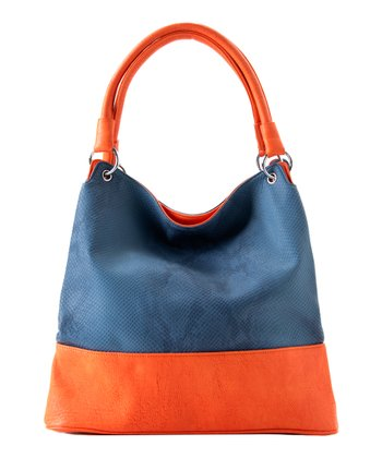 Denim Arabella Hobo