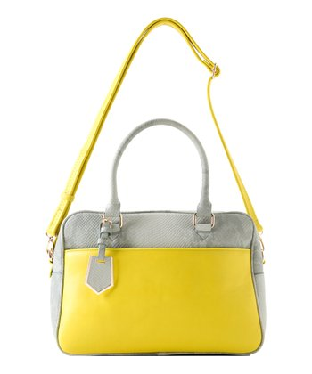 Lemonade Ava Small Satchel