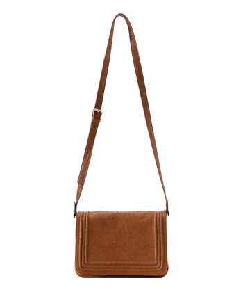 Saddle Leona Crossbody Bag