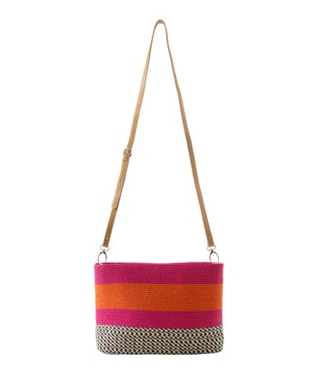 Berry Capri Crossbody Bag