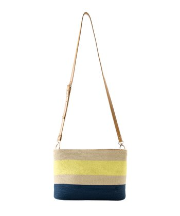 Natural Capri Crossbody Bag