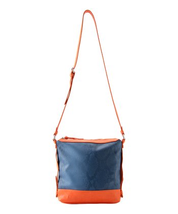 Denim Arabella Crossbody Bag