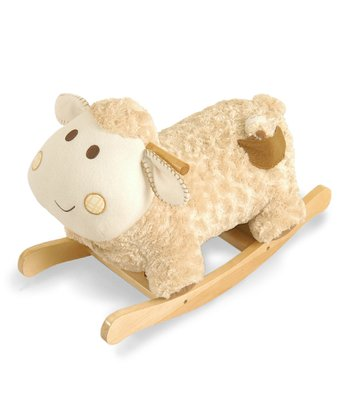Lil' Bo Sheep Rocker