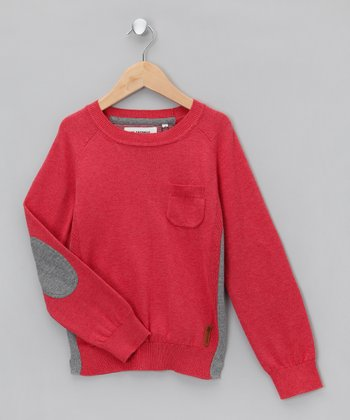 Paradise Mélange Sweater - Boys