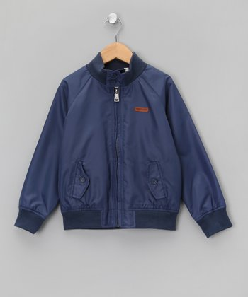 Bleu Pocket Jacket - Boys