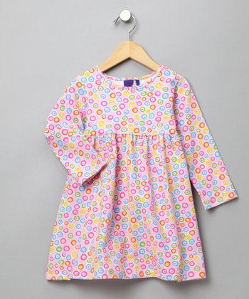 Cherry O Tee Dress - Infant, Toddler & Girls