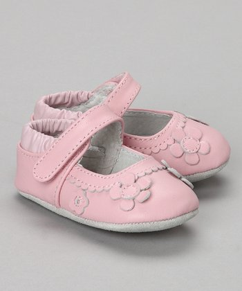 Pink Baby Mary Jane - Infant & Toddler