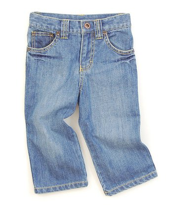 Blue Denim Liam Jeans - Toddler & Boys