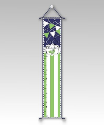Alligator Personalized Growth Chart