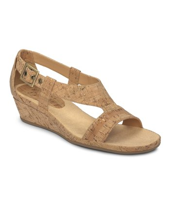 Cork Crown Chewls Wedge