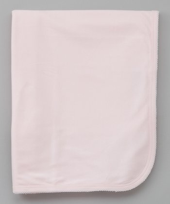 Sweet Cottons Pink Stoller Blanket