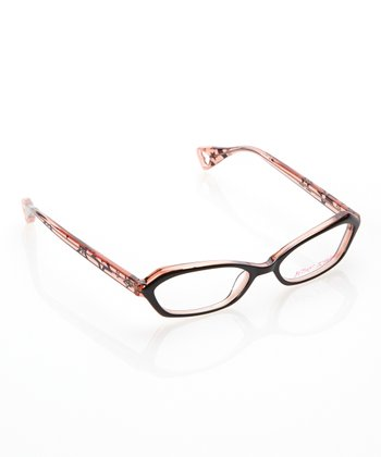Raven Galaxy Glam Eyeglasses