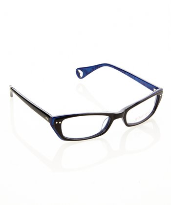 Betsey Johnson Raven Chic Eyeglasses
