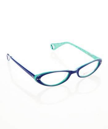 Betsey Johnson Sky J'Adore Eyeglasses
