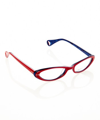 Betsey Johnson Berry J'Adore Eyeglasses